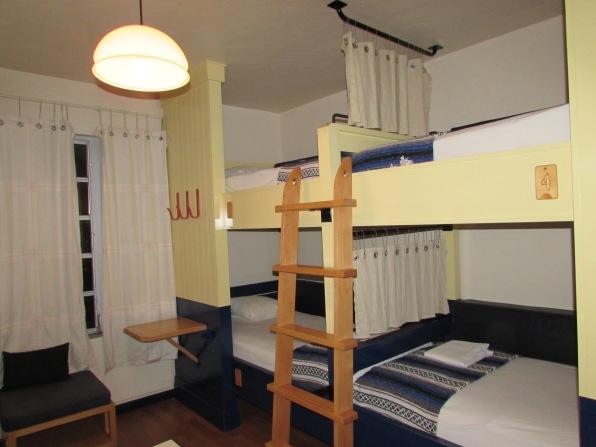 notre chambre au Freehand